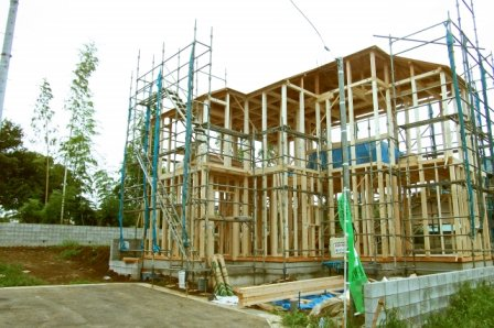 建売の建築確認取得