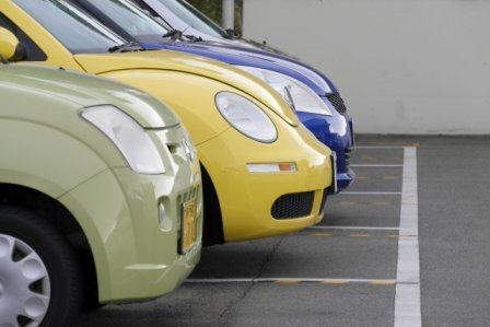 駐車場契約の流れ