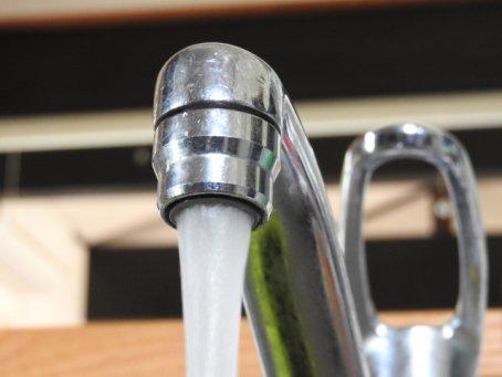 水道管のサビ
