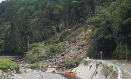 土砂災害対策の法律